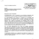 Concejales del Partido Verde rechazan actitud del Edil de Guateque y apoyan pronunciamiento de @FernandoFlorezE. http://t.co/U3RkUg1jiN