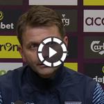 WATCH: Tim Sherwood: Id rather Aston Villa win than my wife win the lottery. http://t.co/FXabFoJIVB http://t.co/zA4lQFTjyd