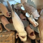 """.@sctimes Fish #decoy collectors, spearers know this carver as """"Big Lips Bertram."""" http://t.co/18jk2MkEvl #fishing http://t.co/M6c4gqp1HP"""