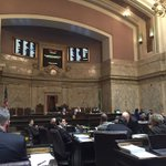 State House debating increasing the minimum wage now. #Spokane @kxly920 http://t.co/iZEumZQcnz
