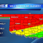 Oklahoma: Will school be closed tomorrow? For many of us it appears likely. http://t.co/iZZs3c2Tjw