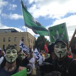 Thousands of workers prepare to shutdown #Melbourne CBD in planned industrial reforms march http://t.co/6h1QktA5oV http://t.co/cjwzwlaFtB