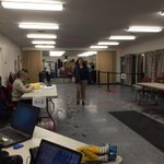 Polls have officially closed in Winooski! Let the counting begin. #tmdvt #vt #btv http://t.co/M58JppJDYx