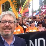 Great turnout in Melbourne #SolidaritySelfie http://t.co/Jc1xfw22uo