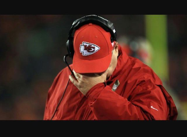 "Somewhere in KC Big Red is like ""what is this college guy doing"".. http://t.co/36VkUtMLGo"