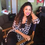 RT @YahooMusic: The lovely and talented Miss @jordinsparks stopped by. #RightHereRightNow