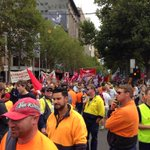 50,000 people #March4 our rights in Melbourne. Stand up, fight back! @NatUnionWorkers @unionsaustralia #auspol http://t.co/GL7nDDSAjv