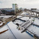 .@nytimestravel: Why go to Buffalo in winter? This skating rink is 1 answer. http://t.co/vFqtoTFLQ0 http://t.co/zXy1pOeo9U #Buffalo #Niagara