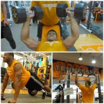 Workout Challenge for Building Size: Incline-Push Ups-Wide Grip Chins. Superset together for 4 sets. #Grind #GBO http://t.co/Zp7LuMLxcT