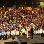 Pres.Nasheed has made every humanly possible effort to restore democracy to the #Maldives #FreePresidentNasheed http://t.co/lxYe4MucXh