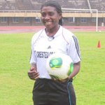 Nantanda relishing in her dream to empower women through football: http://t.co/ENmE96uYct http://t.co/Lzzqh3C5s2