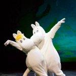 フィンランドで3月6日から始まるムーミンバレエの写真が公開に!ムーミンもポーズがきれい!他の写真はこちらhttps://t.co/tMBNsxXsMC @MoominOfficial  Photo by: Mirka Kleemola http://t.co/nlzeGkFlRh