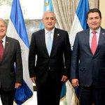 Presidentes finalizan encuentro con declaración conjunta que impulsa la #AlianzaProsperidad. http://t.co/CdYnhrImKi http://t.co/tPwoNEf7D4