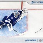 BOLTS WIN! Andrei Vasilevskiy gets his first career @NHL shutout in 3-0 victory. http://t.co/zqT0IjeVXF
