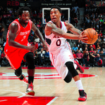 Hawks beat Harden-less Rockets, 104-96. Atlanta improves their NBA-best record to 48-12. Jeff Teague: 25 Pts & 6 Ast http://t.co/HqZdPER3Mr