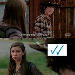Pobre Carl 😂😂😂 http://t.co/VhhF1ctSAQ