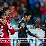 Recta final del primer tiempo en el estadio Caliente. @XolosOficial 1 - 0 @LeonesNegrosCF - Jornada 6 de la CopaMX. http://t.co/fzGYF4rb0W