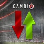 69 Cambio Xoloitzcuintle: Édgar Villegas ingresa por José Ayoví. http://t.co/EtcI2HJBnE