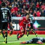 Finaliza el partido en el estadio Caliente. Estamos en cuartos de final. ¡Vamos por más Xolos! http://t.co/BsxjnE0EV1
