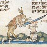Судя по всему, средневековые зайцы были ох*евшими, безбашенными ублюдками. http://t.co/SNzbf4PMka