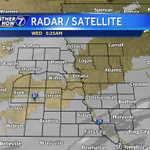 A quick dusting of snow overnight! Your Wednesday forecast is on First News through 7 AM: http://t.co/3H48WQ746q http://t.co/Kjrb3fBAzs