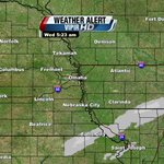 We got a little coating of snow overnight so watch for some slick spots early this morning...Ryan http://t.co/5BLK6Dksga