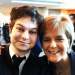 Delighted to be representing @PrincesTrustSco at RBS opening of their new wing & great to chat to @NicolaSturgeon! http://t.co/rK9cSc3S36