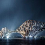 Photographers celebrate 125 years of iconic Forth Bridge-our lovely lady in red: http://t.co/DQ2ZMNDKZP #forthbridge http://t.co/RAkWU16tuj