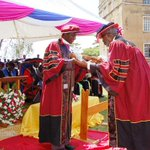 Rwenzori Diocese bishop installed university chancellor: http://t.co/lz5ZxXpv6m http://t.co/x7ZQE5EKY5