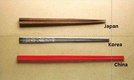 #知ットク中国政経  中国、日本、韓国東アジア3カ国はいずれも箸を使う伝統がある。だがその箸にも違いがある。箸の違い、食卓の違いから各国の文化が見えてくる。 http://t.co/XLY7Q3hOcZ