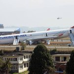 Pesawat Turkish Airlines tersasar landasan sewaktu mendarat di Nepal http://t.co/nWubBHyubr http://t.co/S3c2oqQJFf