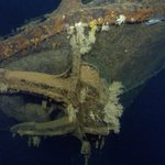 Musashi expedition captures amazing video of remarkable WWII warship http://t.co/Ry1NZ4nveW http://t.co/X27GTJMiKl