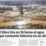 El Levante vuelve a aprovechar una riada para pedir el trasvase: http://t.co/koGvgMha5z #Heraldo #Ebro http://t.co/p0XzOTd4jc