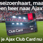 Gratis #Ajax Club Card tot 15 april: http://t.co/zSqE57i81s http://t.co/fOO60JT3o4