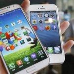 #Apple обошла #Samsung по количеству проданных смартфонов. http://t.co/RikK8axDVv http://t.co/aFBR2Jqcq4