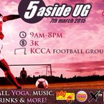 #t #5AsideUg Returns - Proggie: Events in and around Kampala! | @proggieug http://t.co/yur49XITiB http://t.co/0h0fVAsq6B