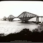 Then and now! Celebrating 125 years since the Forth Bridge opened on March 4, 1890 http://t.co/xRsGvMkGBd http://t.co/oEpbd9VwCy