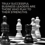 Why spend time fixing weaknesses when you should be developing your strengths? #team http://t.co/vVsAQqo59B