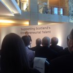 Theres no doubt about it, #scotlandcando! The First Minister opens a new @ESparkUK hub at RBS HQ! #GoDo http://t.co/SE58unyI5N