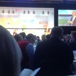 Deputy First Minister addressing the Scottish Tourism Alliance Tourism Vision (STATV) #STW2015 conference in Glasgow http://t.co/5EuwjyR8mX