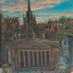 Henry Kondrackis Three Cities exhibition opens today for 2 weeks @ScottishGallery #Edinburgh http://t.co/nVJSdLDfIe http://t.co/omp1f4Jpd3