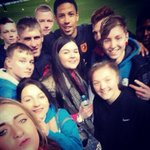Thanks again to @TommyCoyle89 and @TheCurtisDavies for talking to our @NCSFLT Spring Graduates #selfie #ncsyes http://t.co/gYMWo5TR3v