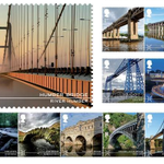 Heres the new Humber Bridge stamp, part of a series on bridges, available from tomorrow http://t.co/ibdb2k3zaj