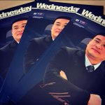 RT to win one of three special edition matchday programmes. Mr Chansiri has signed the winning copies! #swfc http://t.co/NlJpUuYaFE