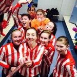 Great 3-1 win today girls, lets keep it up for the rest of the season ⚽️ #bossedit #unbeaten #sunderland #college http://t.co/Ig1MYELttq