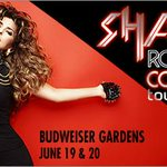 Catch #ShaniaOnGMA this morning? Shes hitting the road & coming to LONDON! Tix go onsale 3/13 http://t.co/GlrzpjANa2 http://t.co/ExygnZc5hZ