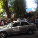 Gvt. Paid coordinators rally /w 30- #Maldivies #NasheedUnderArrest #ITBBerlin #WhatInspiresMe #ITB2015 http://t.co/7v1Yaw51UH