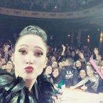 """  FOTO   Lodovica Comello su Instagram """" PALERMO!!!! WOW! #LodoLive2015 ❤️"""" ❤😍🎧🎵  Cc. @lodocomello @paolocomello http://t.co/VSFtQI18VU"""