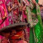 #Holi #Special: Lath Mar Holi of #Barsana, #UttarPradesh @holispecial http://t.co/qrnT4tf88R http://t.co/NwFiXUJaE5