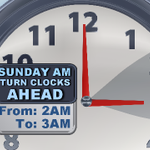 The time change is this weekend.  We spring ahead.  Full weather details right now #LiveonKBOI @KBOITV #BoiseWeather http://t.co/Qc0dWGwQFs